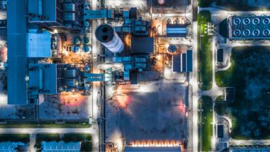 Nowoczesna Elektrociepłownia Dla Centralnego Portu Komunikacyjnego W Polsce